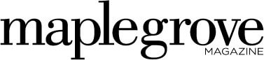 Logo Recognizing Chuck Roulet, Attorney at Law's affiliation with Maplegrove Magazine